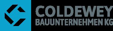 Bauunternehmen Coldewey Mobile Retina Logo